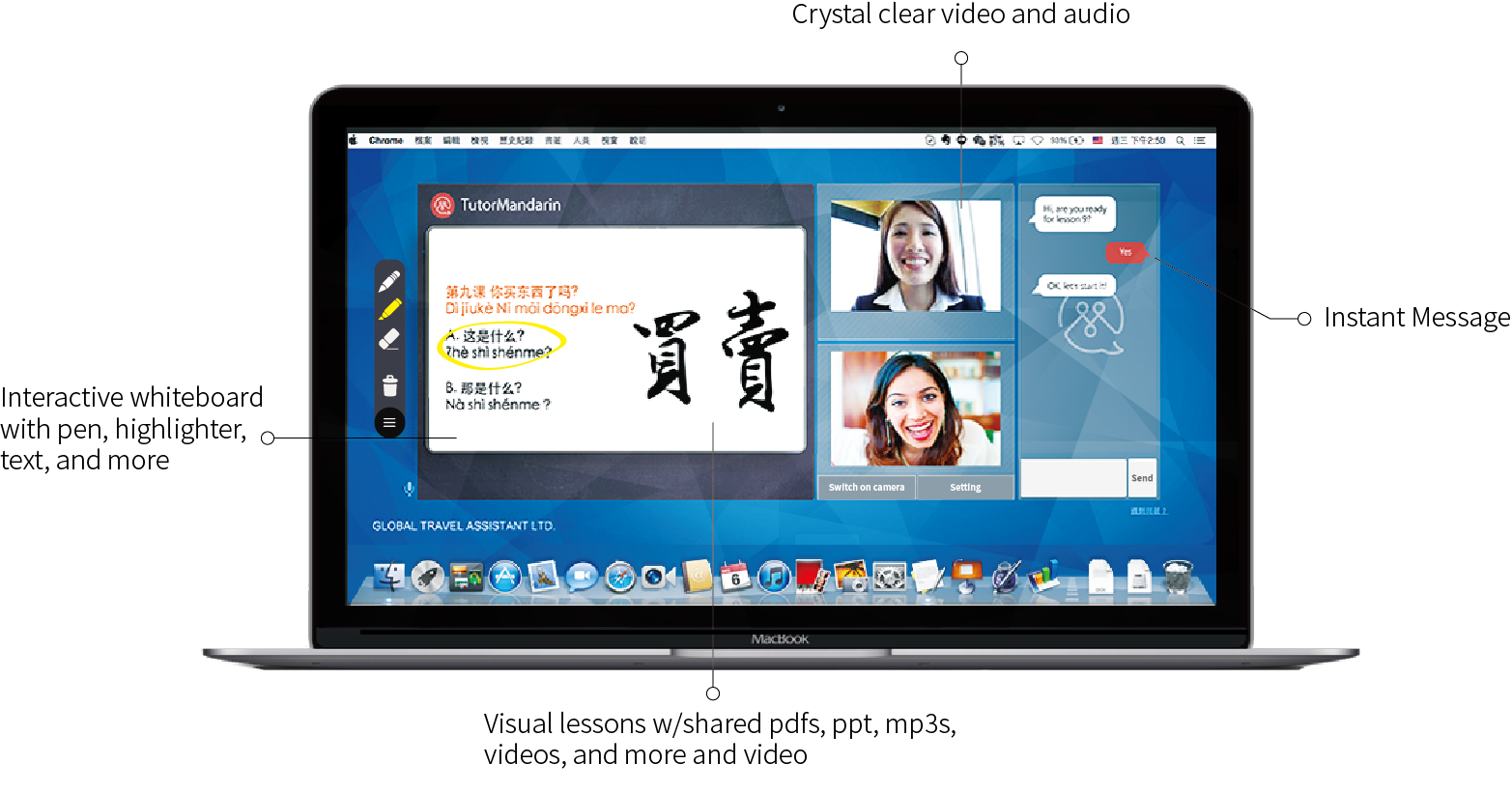 Learn Chinese Online - Chinese PC Learning Sorwate - Chinese APP