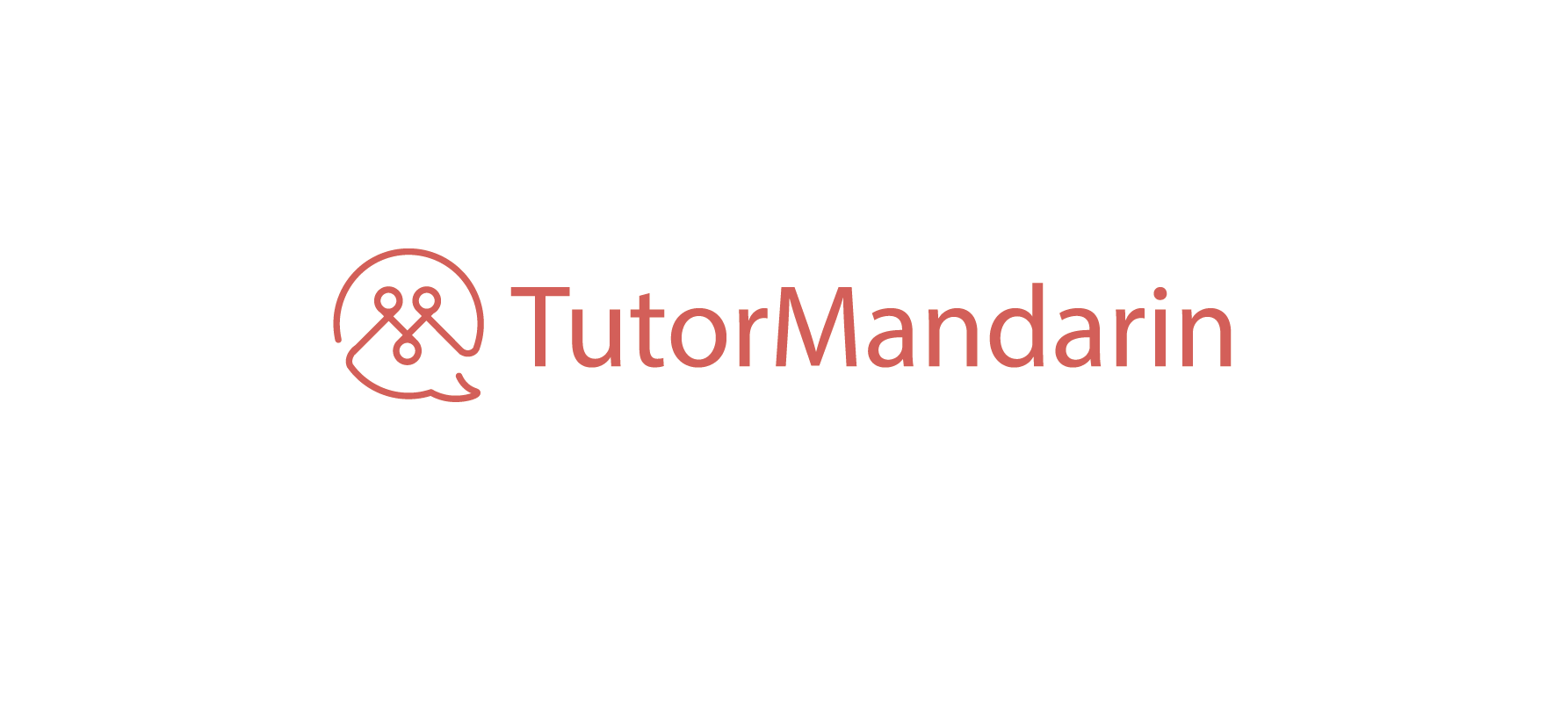 TutorMandarin Press Kit - Regular Logo red