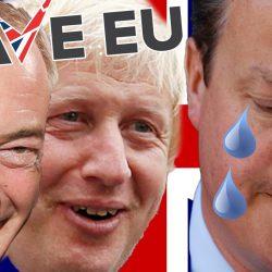 Britain leaving the European Union