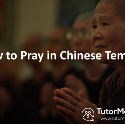 how to pray taoist