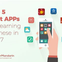 the cover photo for 5 best learning Mandarin apps