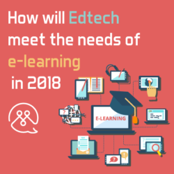 e-learning in 2018