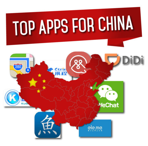 Top Apps for China