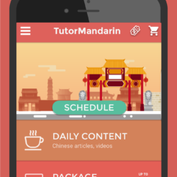 tutormandarin ios launch
